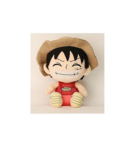 Sakami Merchandise One Piece Portgas Ruffy-Peluche (25 cm),