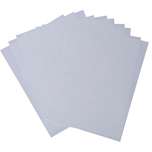 Papel Transferencia - TOOGOO(R)10 Hojas A4 Papel Transferencia Transfer Paper Inkjet Para Camiseta T-Shirt