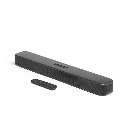 JBL Bar 2.0 All-in-One Compact Soundbar (80 Watts, Black)