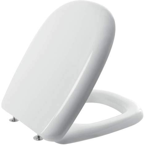 Ideal Standard T670701 Sedile Avvolgente Tesi Classic, Bianco