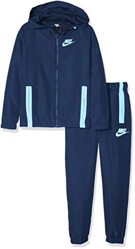 NIKE B NSW TRK Winger W Chándal, Azul (Blue Void/University Blue), L...