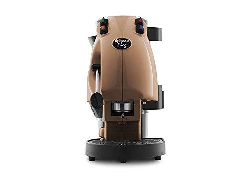 Didiesse Frog Revolution Kaffeepadmaschine, 650 W, 1 Cups, Haselnuss