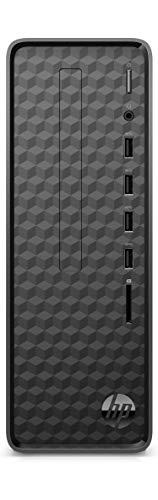 HP Slim Desktop S01-pF1023ns PC - Ordenador de sobremesa (Intel Pentium G6400,...