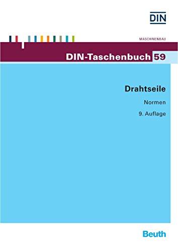 Drahtseile (DIN-Taschenbuch)