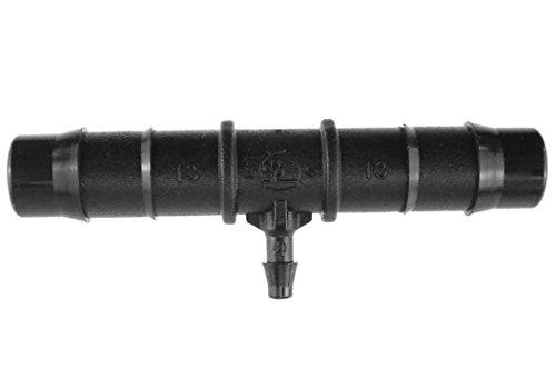 5 x Antelco Reducing Tee 13mm-4mm