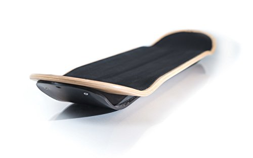 Agog Sports SLOPEDECK - A Skateboard For The Snow. Carve Turns Like No Other Snowskate! For Snowboarding Novices and Pros, Kids Snowboard, Adult Snowskates