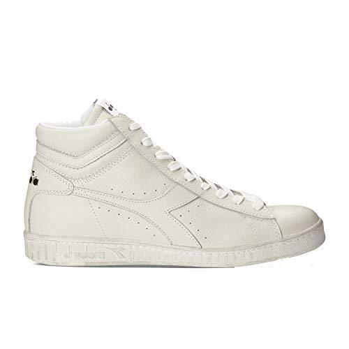 Diadora - Sneakers Game L High Waxed per Uomo e Donna (EU 42)