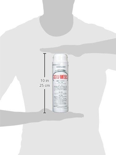 『ノミ、ダニ、トコジラミ駆除用粉末殺虫剤 スミスリン粉剤 SES 350g』のトップ画像