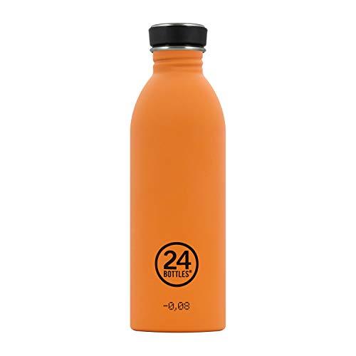 Lot de 24 Bouteilles Urban, Mixte, Total Orange, Total Orange, 500 ML