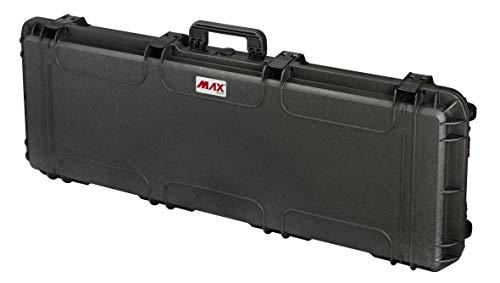 Max Cases - valigetta Vuota a Tenuta Stagna, Ermetica per Trasportare e Proteggere Apparecchiature e Materiali Sensibili, MAX1100V, Dimensioni Interne 1100 x 370 x 140 mm