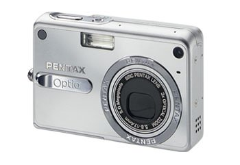 Pentax Digital Foto OPTIO S5Z 5 MP 1/2.5