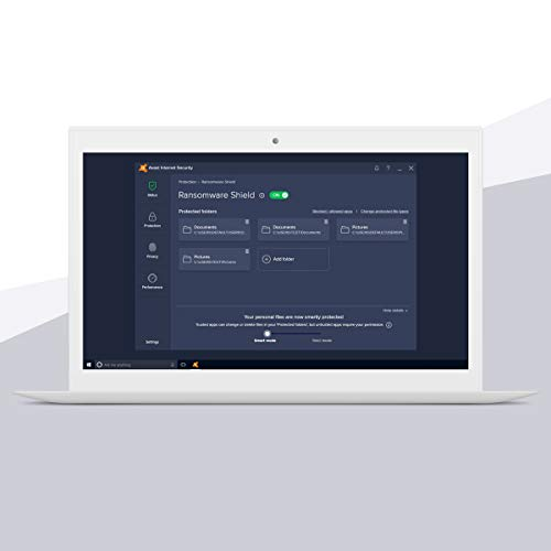 Avast Internet Security 2019 | Antivirus protection software | 1 Year,...