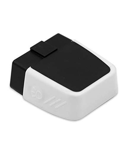 GREENTREEN OBD2 Dispositivo diagnostico Bluetooth 4.0 Professionale per Auto Compatibile con Android e iOS iPhone con diagnosi di sistema