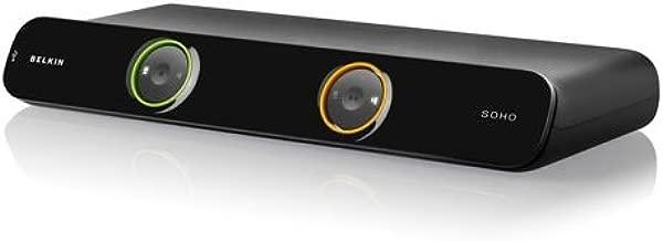 Belkin - 2PORT USB DVI SOHO KVM SWITCHW/2X 6FT USB DVI CABL