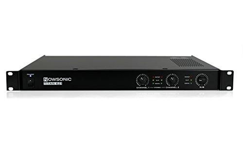 Nowsonic 309578 Titan 621 Endstufe Leistungsverstärker