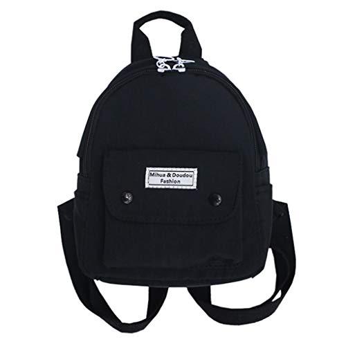 Schulrucksack Kleiner Rucksack LEEDY Damen Mädchen Leichtgewicht Schultaschen Schulrucksäcke Casual Outdoor Reisen Backpack Daypacks