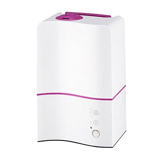 Aroma Diffuser JY-086 6L Ultraschall Mute Luftbefeuchter Aromatherapie Diffusor Innenanion Luftreinigung Stufenlos Einstellbare Spray Großraum Wassertank Genaue Wasserstand Platz, Purple