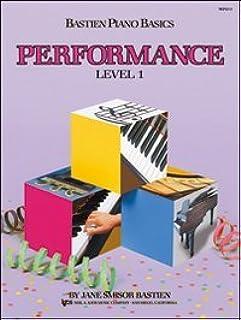 Piano Performance Vol.1: Repertorio