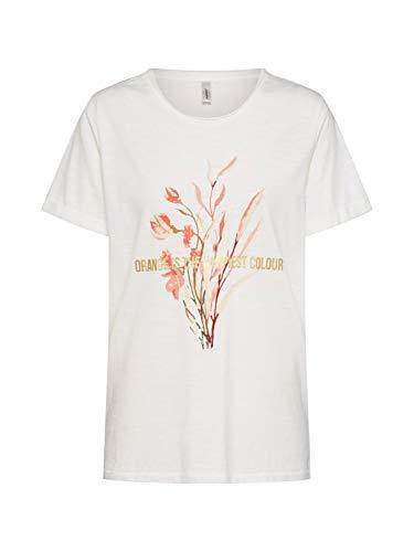 SOYACONCEPT Damen Shirt Babette 11 Offwhite XXL