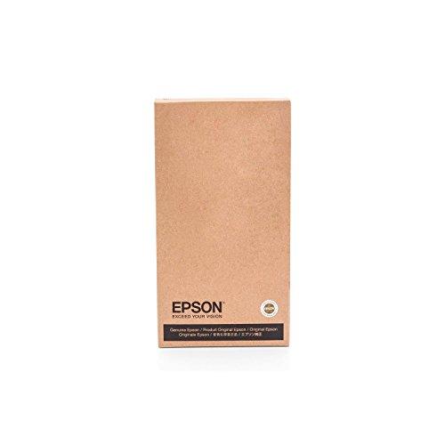 Tinta original Epson T6534/Epson Stylus Pro 4900SpectroProofer/C13T653400–de tinta Amarillo–1pieza