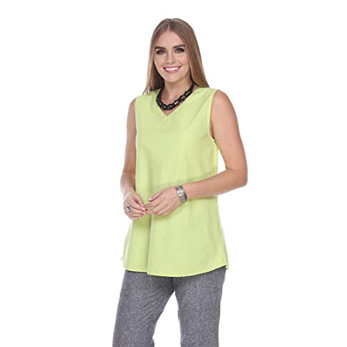 Neon Buddha Canyon TOP Medium Lime