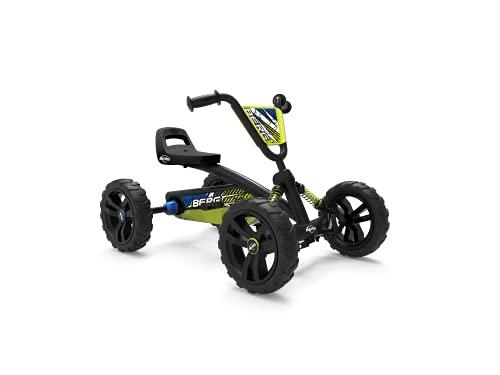 BERG Gokart Buzzy Volt | Kinderfahrzeug, Tretauto, Sicherheid und Stabilität, Kinderspielzeug geeignet für Kinder im Alter von 2-5 Jahren