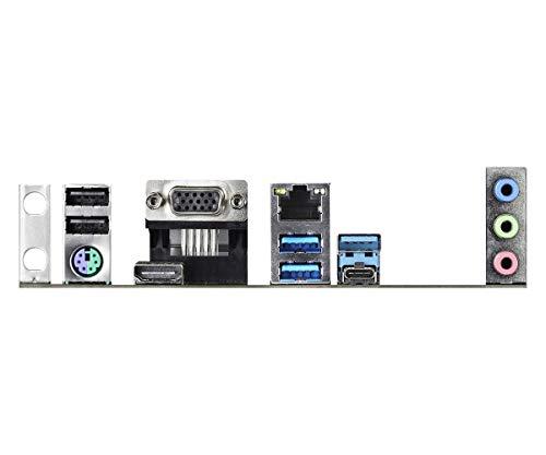 ASROCK B460 PRO4 unterstützt Intel Core der 10. Generation. Prozessoren (Sockel 1200) Motherboard