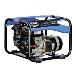 Grupo electrógeno de gasolina trifásico 8,1 kVA SDMO