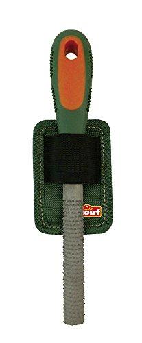 Happy People 19429 Scout Raspel 220 mm Werkzeug, grün, grau