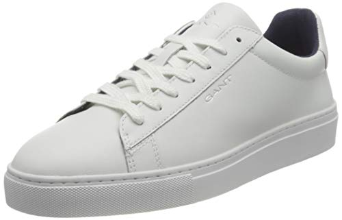 GANT Footwear Herren Mc Julien Sneaker, Bright White, 42 EU