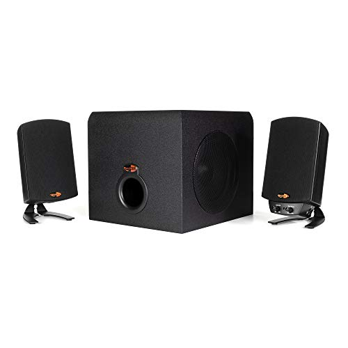 Price comparison product image Klipsch ProMedia 2.1 THX Certified Computer Speaker