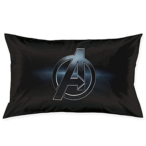 The Avengers - Almohadas de primavera, espuma de memoria, almohada de sueño profundo, funda de tencel con muelles de bolsillo, almohada, firme, perfecto para cuello/hombros