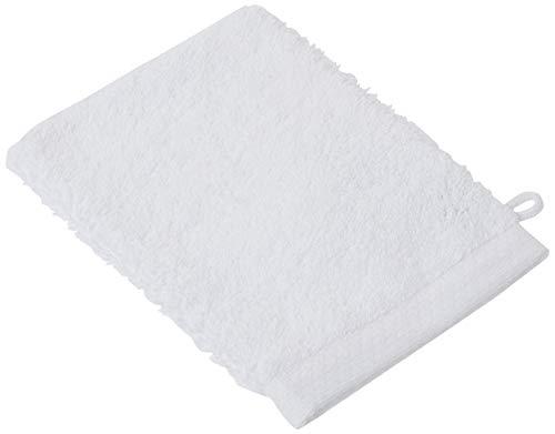 TISSAGES DE BEAULIEU Linge de Maison, Coton, Blanc, 21x16cm