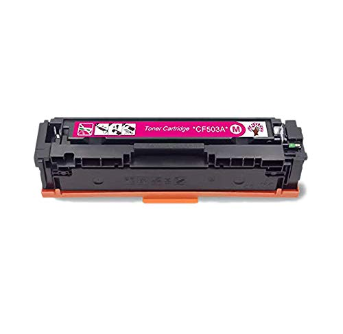 Toner CartridgeHigh Performance Recycling Compatible Hp Cf510a Color Toner Cartridge Hp Color Laserjet M154a / M154nw / M180 / 180n / M181 / M181fw Printer, Origineel Model size Rood