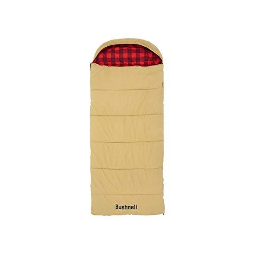 Bushnell 20F Hooded Canvas Sleeping Bag