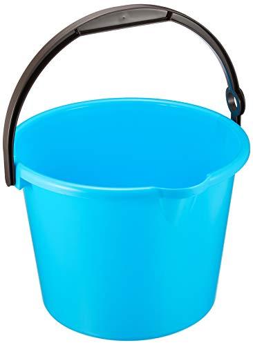 プロスタッフ 洗車用品 洗車用バケツ カラフルバケツ 7L ブルー P134