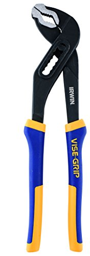 IRWIN 10507637 IW10507637 Vise Universal Water Pump Pliers with ProTouch...