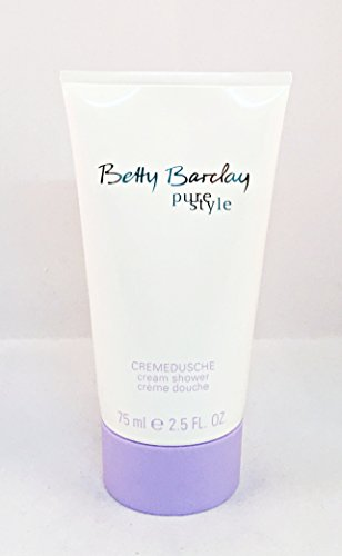 Betty Barclay Pure Style Cremedusche 75 ml Reisegröße