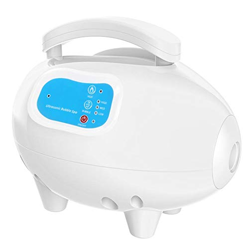 Electric Bathtub Bubble Massage Mat, Waterproof Anti-Slip Air Bubble Bath Tub Massager Full Body Bubbling Bath Thermal Massager Machine Body Spa Massage Mat with Motorized Air Pump and Air Hose (US)