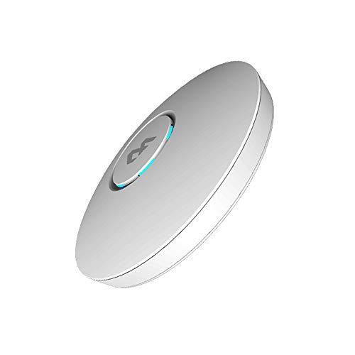 XYY Booster WiFi, Extensor de Gama WiFi 300Mbps Extender Extender Router/Ap/Modo DE Ap/Modo DEPORTADOR Dual Dual Antenas Amplificador con 5G & 2.4G Dual Band