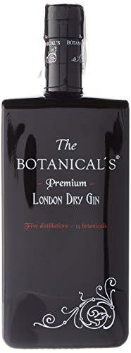 The Botanical s Ginebra Premium London - 1000 ml