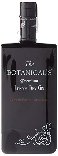 The Botanicals Ginebra Premium London - 1000 ml