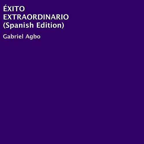 Éxito Extraordinario [Extraordinary Success] cover art