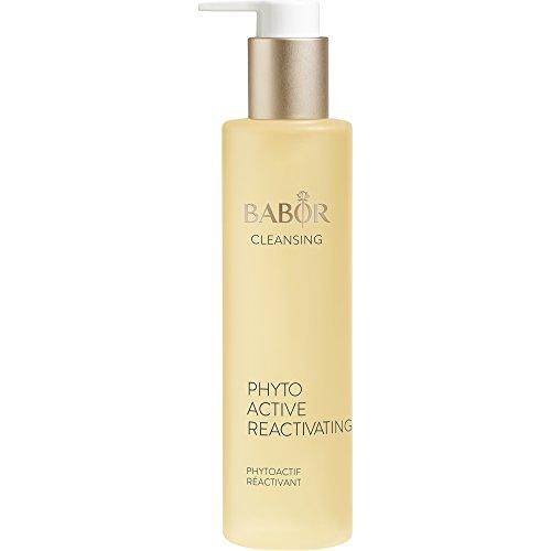 BABOR CLEANSING Phytoactive Reactivating, Reinigung mit Süßmandel-Blüten, bei müder Haut, 1x100 ml