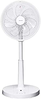 東芝 【扇風機】リビング扇(リモコン付 ホワイト)TOSHIBA F-ALX50-W