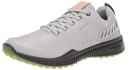ECCO Men's S-Line Hydromax Golf Shoe, Concrete, 8-8.5