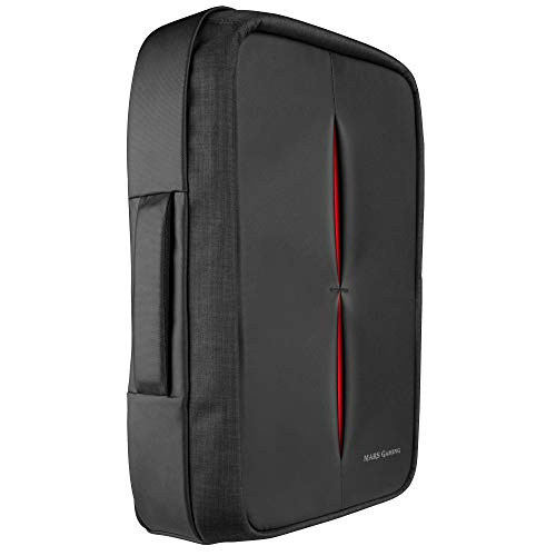 Mars Gaming MB2 Professional Zaino, Nero