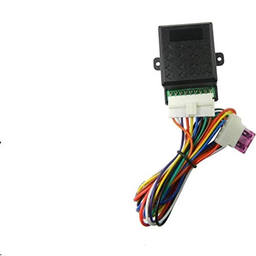 DunMenEn Auto Fold/Unfold Side Rear View Mirror Folding Closer System Modules for All Car DunMenEn