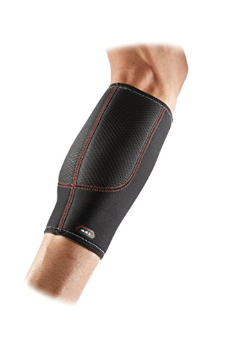 McDavid 441 - Calf Compression Sleeve for Calf Strains, Shin Splints and Varicose Veins, Aids in Injury Recovery & Prevention