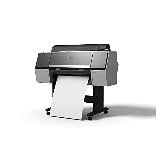 "Epson surecolor p7000 inkjet large format printer - 24"" print width, color"